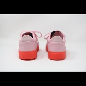 adidas Shoes - Adidas original sleek pink diva red sneakers